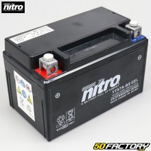 YTX7A-BS 12V 6Ah gel battery Vivacity,  Agility,  KPW,  Orbit... Nitro