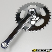 Right crank with tray Solex 2200, 3300 and 3800
