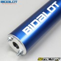 Muffler Bidalot S1R chrome Peugeot horizontal Ludix, Speedfight 3 ... 50 2T