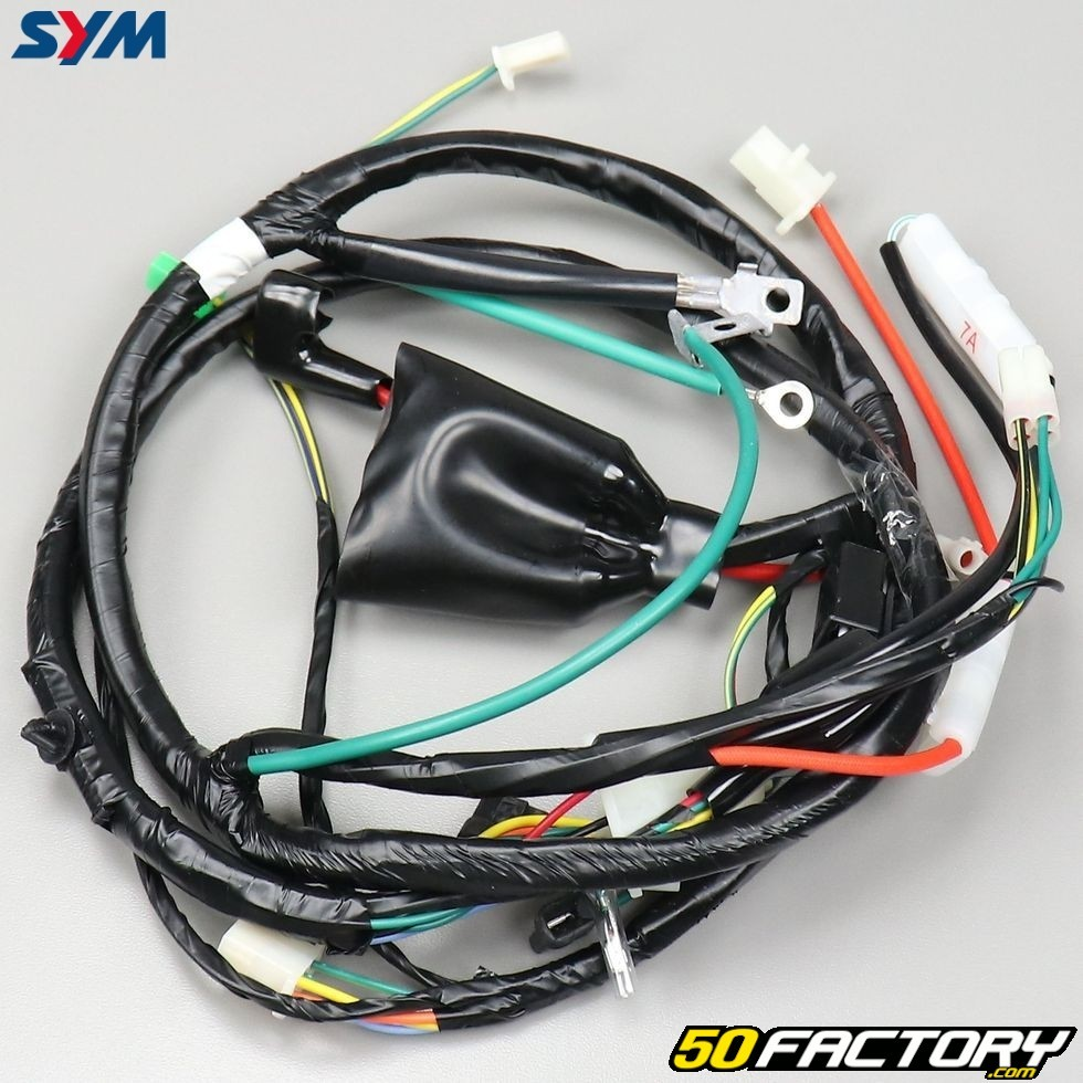 Electrical harness Sym Orbit 400 40T   Scooter part 40