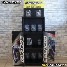 Display lubrificante Gencod (senza prodotti)