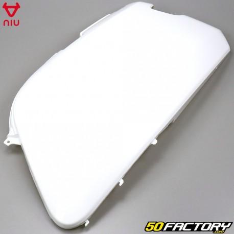 Carénage arrière gauche NIU N-Sport, N-Pro, NGT blanc