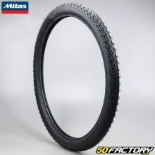 Tire 2x19 (23x2) Mitas moped Motobécane