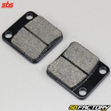 Plaquettes de frein Honda, Mash, Suzuki, Kawasaki... SBS Ceramic