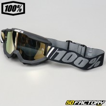 Gafas 100% Accuri Off pantalla de espejo de bronce