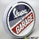 Pendule Vespa garage