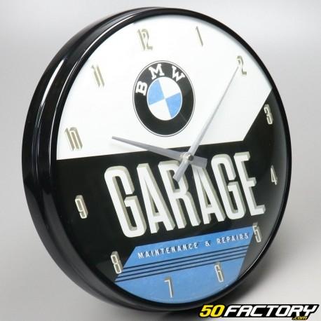 Pendule BMW garage