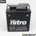 Batterie Nitro YTX7L-BS 12V 6Ah gel Hanway Furious, Honda, Piaggio, Vespa...