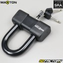 Anti-Theft-U-zertifizierte SRA-Versicherung (Disc Lock) Maxton MAX75