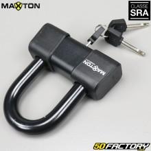 Seguro SRA antirrobo con certificación U (bloqueo de disco) Maxton MAX75