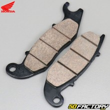 Pastiglie freno anteriore originali Honda CB-F,  CBR 125 (2011 a 2017)