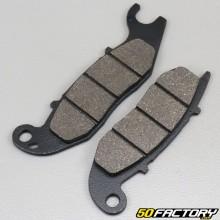 Plaquettes de frein avant ACCESS Honda CBR, CB, CB-F, MSX 125