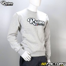Pull Restone gris taille S