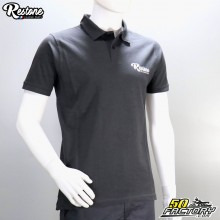 Polo Restone gris taille M