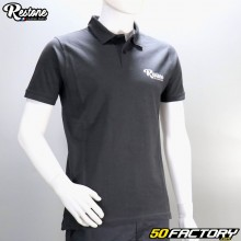 Polo Restone gris taille S