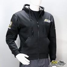 Sudadera 50 Factory Team negro talla XL