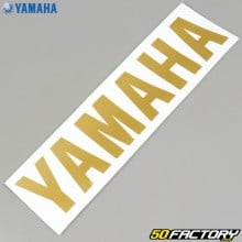 Autocollant origine Yamaha or