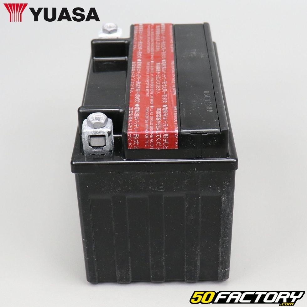 BATTERIA YUASA YTX9-BS 12V 8Ah KYMCO DINK CLASSIC 200 2004 2005