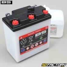 6N6-3B 6V 6.3AH Batteria acida Honda, Yamaha 125 ...