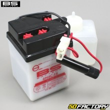 Batteria 6N4C-1B 6V 4,2AH Acido Honda Pantheon, XL 125 ...
