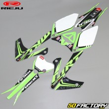 Original decoration kit Rieju  MRT flashy green