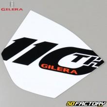 Adesivo originale mascherina faro anteriore Gilera Alla deriva (da 2018)