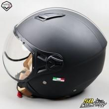 Helmet Jet Vito Moda black size S