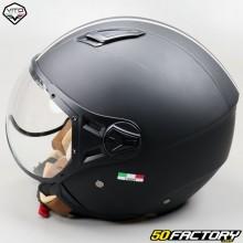 Helmet Jet Vito Moda black size XS