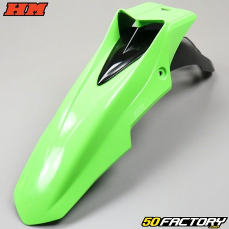 Sym jet 50 front mudguard in red and green