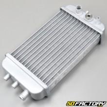 Reinforced adaptable radiator (with cap) Derbi Senda, DRD, Gilera SMT,  RCR...