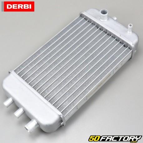 Reinforced original radiator Derbi Senda, DRD, Gilera SMT,  RCR...