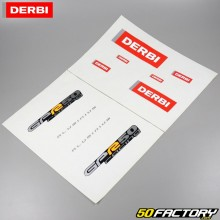 Kit de decoración original Derbi GPR (2004 a 2005)