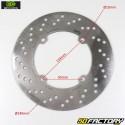 Disque de frein avant Honda CRE, CR… 240mm NG Brake Disc