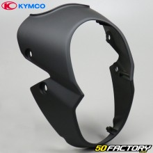 Headlight fairing  Kymco KPW black