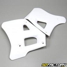 Frontverkleidungen Yamaha DTR 125 weiß