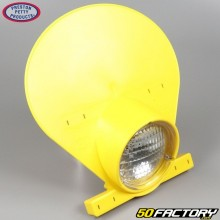 Mascherina faro anteriore Preston Petty Products vintage giallo