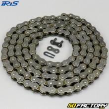 Chaîne 415 renforcée 140 maillons cyclomoteur Iris TX grise