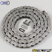 Cadena 428 eslabones 120 Afam gris