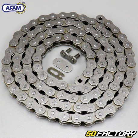 Motorcycle Drive Chain 520-108 Gold for Aprilia RS125 2010
