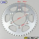 Rear sprocket 48 teeth steel 420 Rieju RS2, RR 50 ... Afam