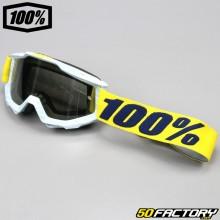Goggles 100% Accuri Athleto silver mirror screen