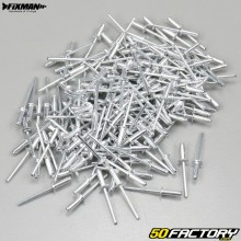 Fixman domed head rivets (500 pieces)