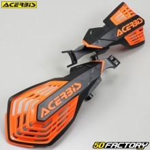 Handschutz  Acerbis K-Future schwarz und orange