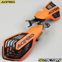 Handschutz  Acerbis K-Future orange und schwarz