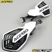 Handschutz  Acerbis K-Future weiß und schwarz
