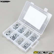 Fixman brake nuts (75 pieces)
