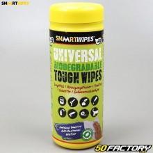Lingettes nettoyantes ultra résistantes biodégradables Smaart Wipes (lot de 40)