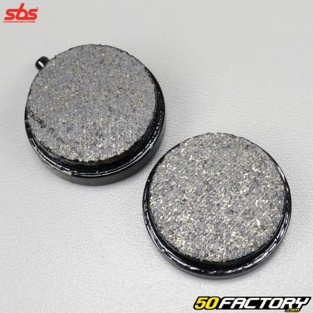 Plaquettes de frein avant Yamaha RD50 et FS1 SBS Ceramic