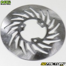 Disco de freno trasero Derbi,  Aprilia,  Sherco,  Yamaha, MBK 218mm NG Brake Disc