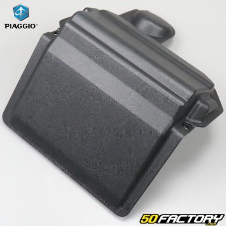 Tapa trasera para maletero cromada con escotilla trasera Generic